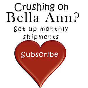 subscribe to natural soap shipments