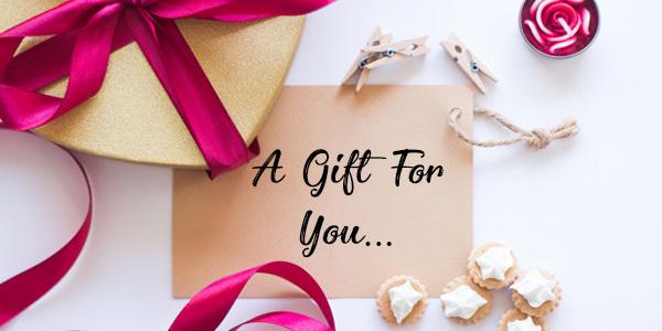 Gift Card from Bella Ann